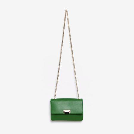 green handbag Julien Fournié Haute Couture