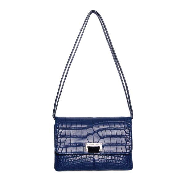 Aligator Handbag Julien Fournié Haute Couture Abyss Face