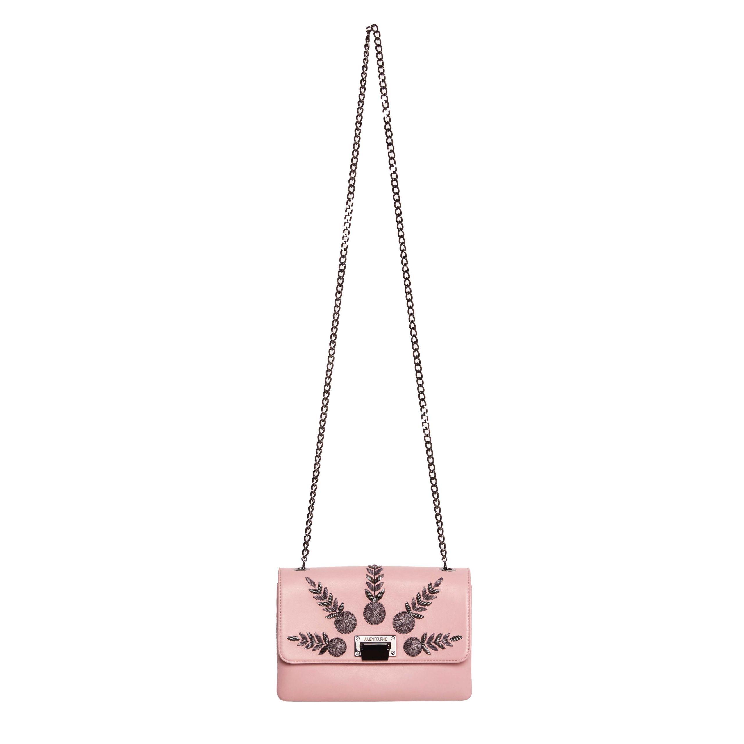 Pink Handbag Julien Fournié Haute Couture