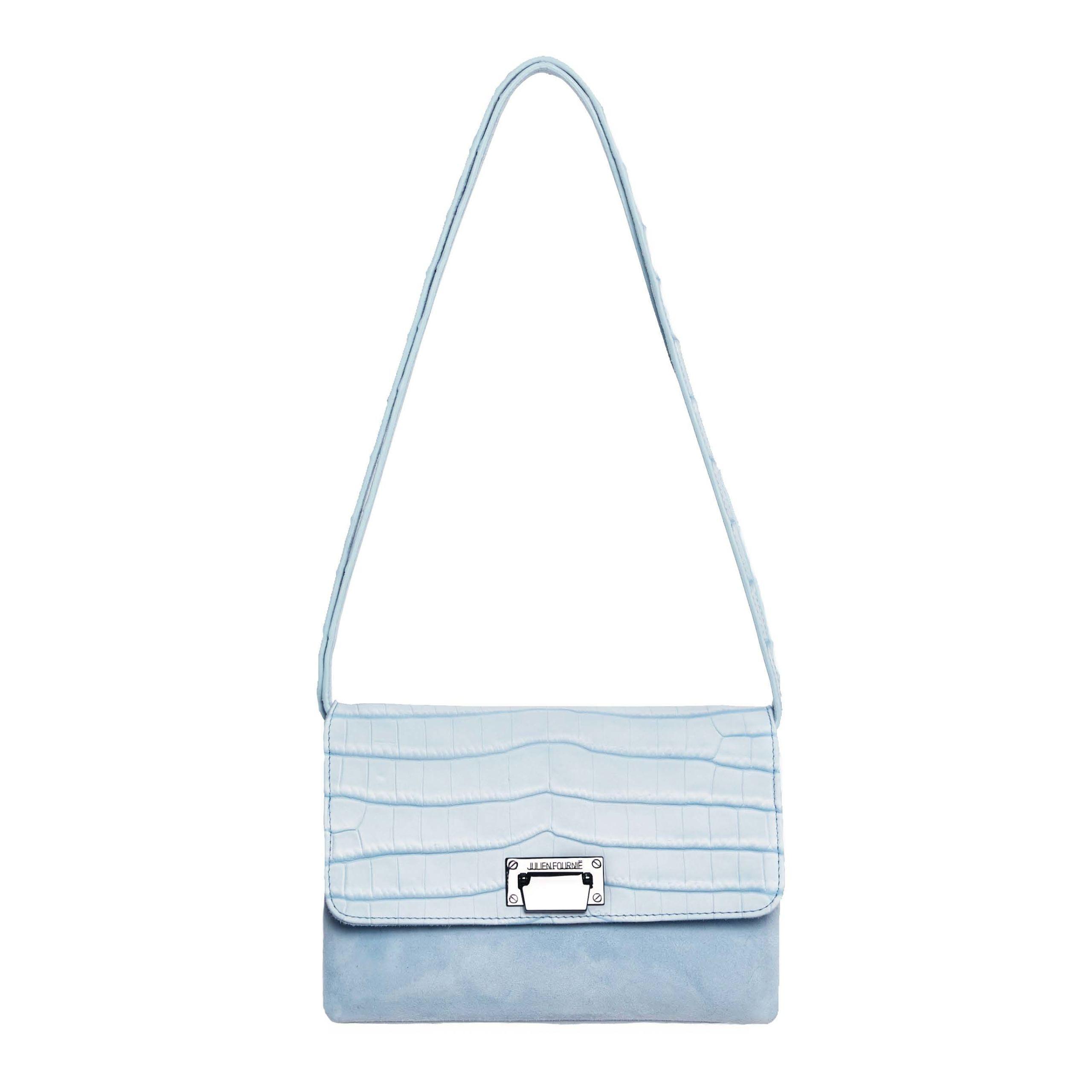 Luxury Handbag Julien Fournié Haute Couture Iceberg Face