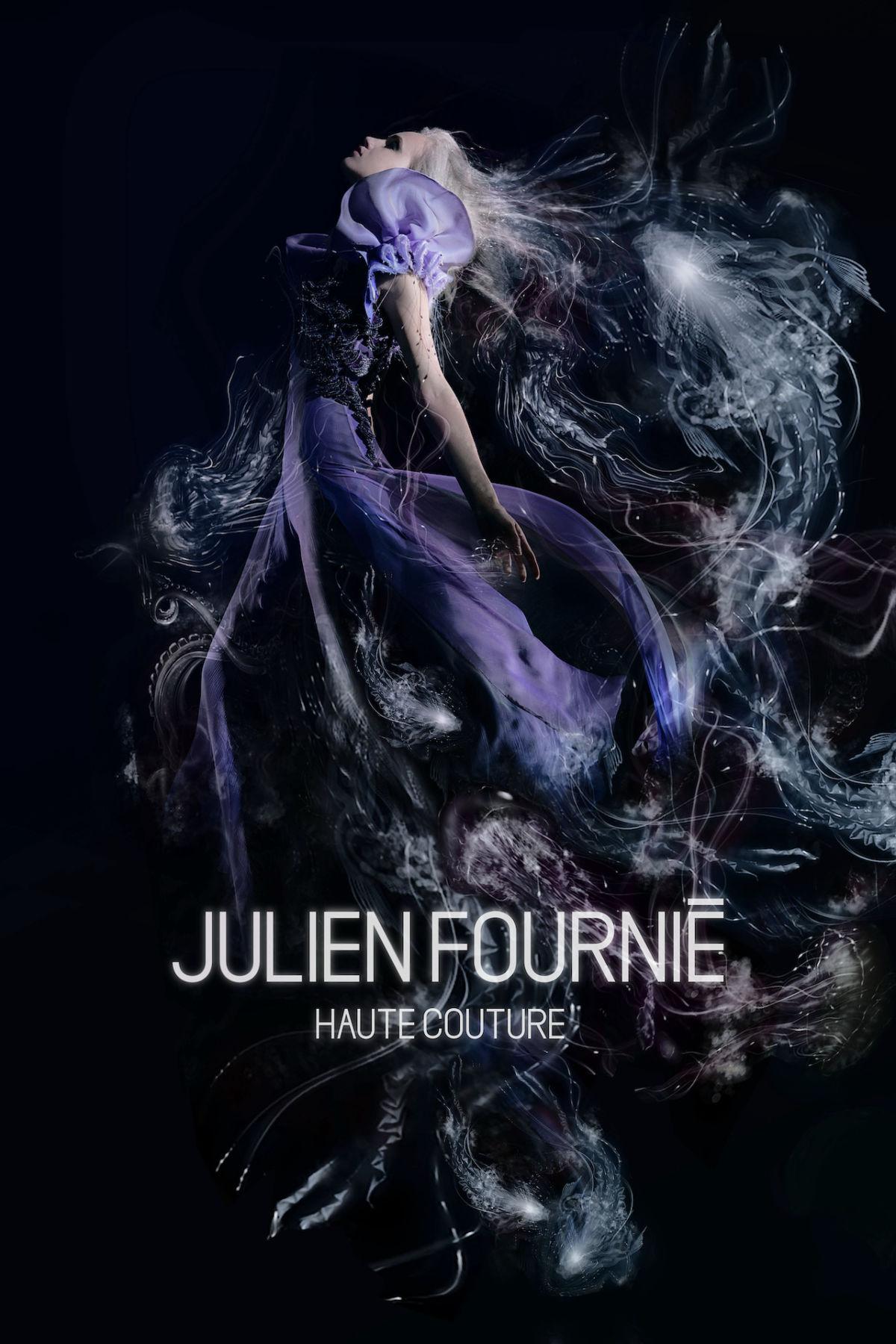 Luxury Handbags Julien Fournié Haute Couture