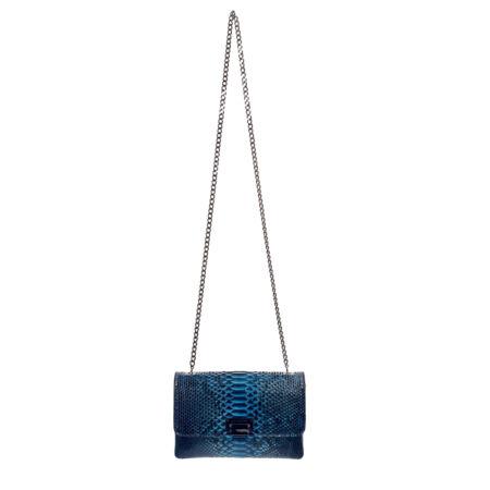 Empress Luxury Python Julien Fournié Haute Couture Handbag face