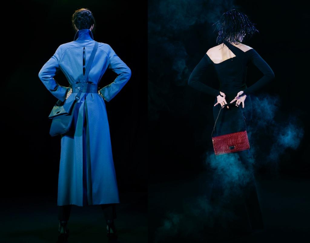 New bags Julien Fournié Haute Couture