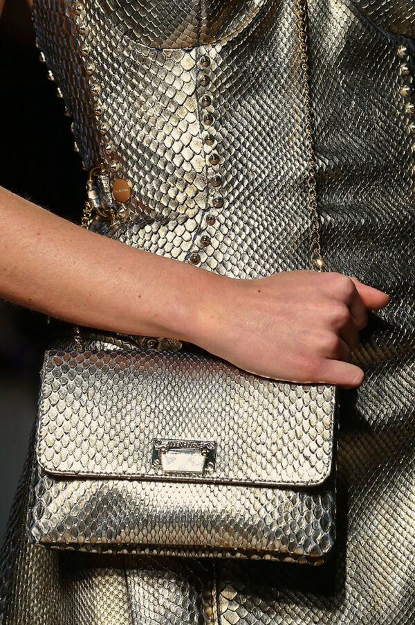 Sac à main de luxe haute couture finition or Goldie Julien Fournié Haute Couture