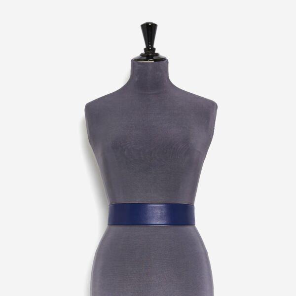 Ceinture bleue Julien Fournié Haute Couture