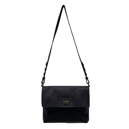sac besace noir