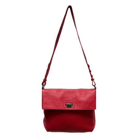 sac besace rouge